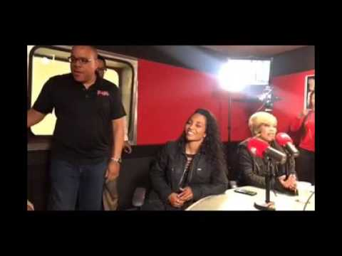 TLC Live and Candid Radio Interview June 6, 2017