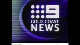 Repeat youtube video QTQ9 Nine Gold Coast News October 28, 2003
