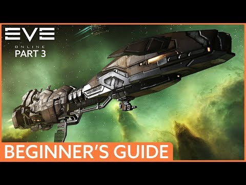 Eve Online Free-to-Play Beginner's Guide   Part 3