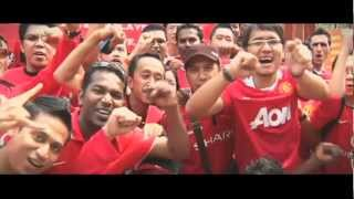 A Partnership for the Fans | Manchester United | Chevrolet FC
