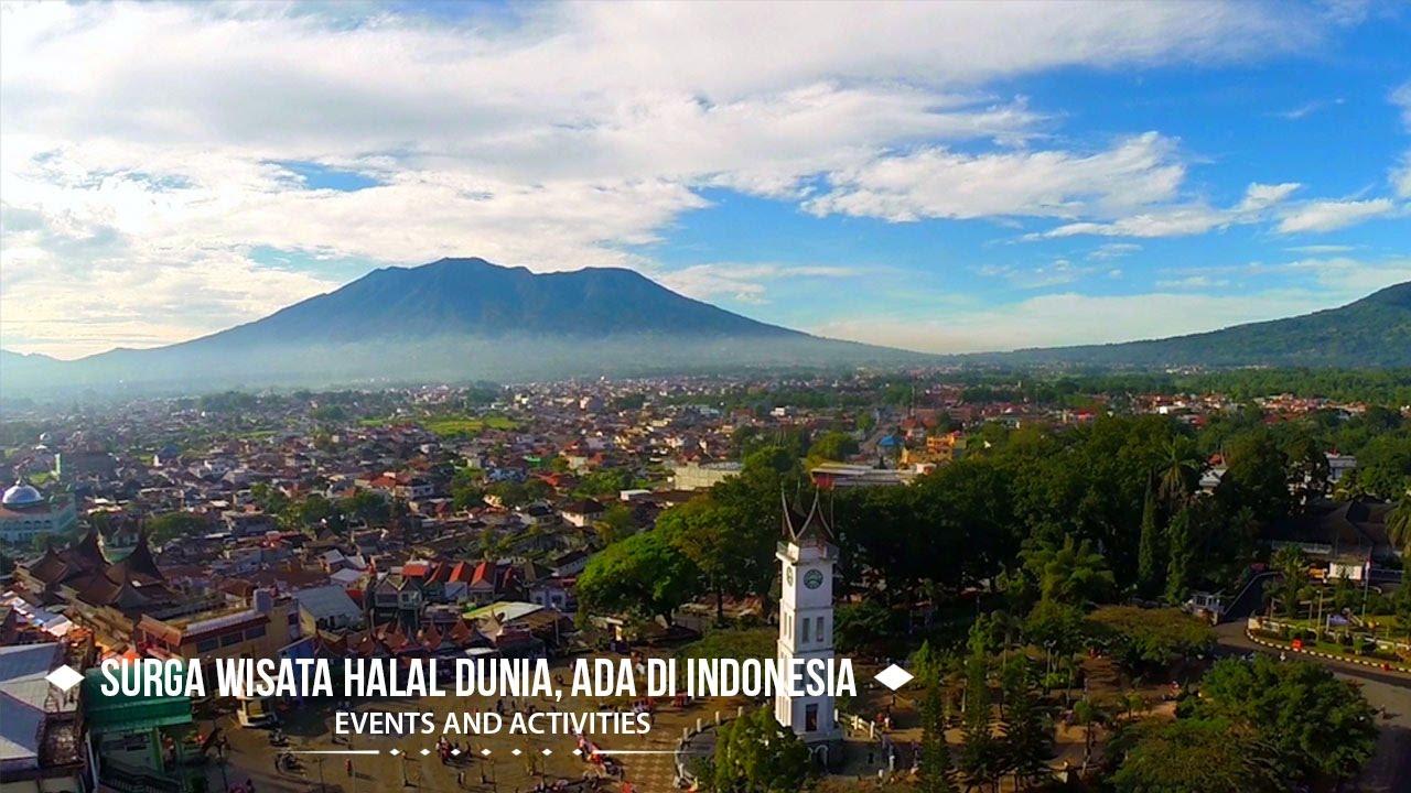 Surga Wisata Halal Dunia, Ada di Indonesia - YouTube