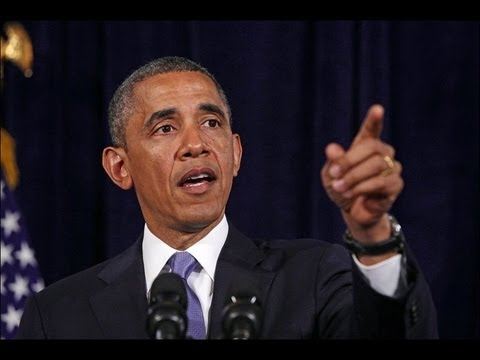 NSA Surveillance - Does Obama Have ANY Credibility Left?