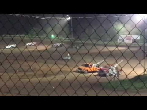 I-77 Speedway Main race for the Steal Block