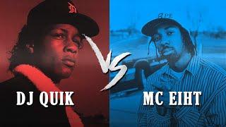 Download MC EIHT VS DJ QUIK (ENTENDA A TRETA)