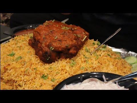 Biggest Arabian Chicken Mandhi At Nagercoil | Platez Restaurant