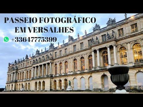 Passeio no Castelo de Versailles / O Castelo mais visitado do mundo