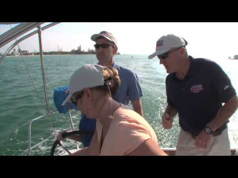 Fast Track To Cruising - Offshore Sailing School