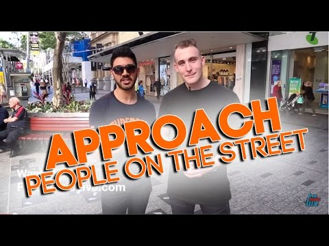Free Magic Advice: How To Approach People On The Street! Ft. Josh Norbido
