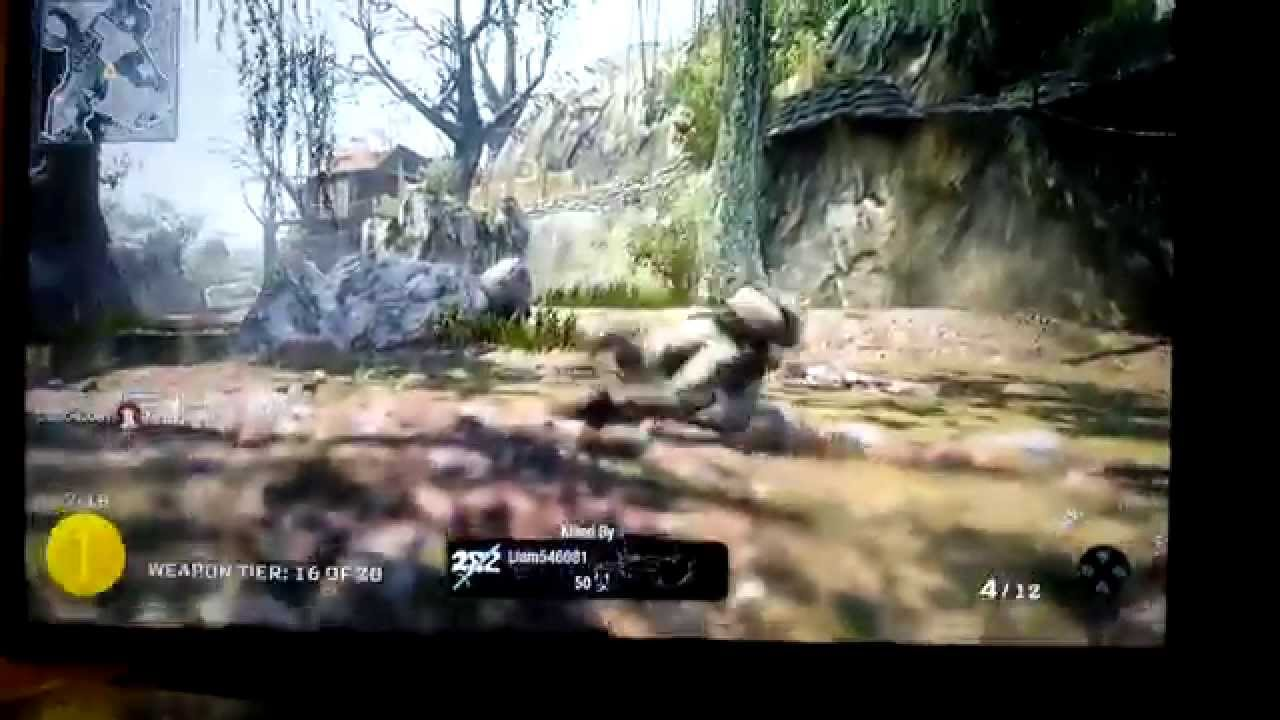 Call of duty gun game review fishing pro55 youtube for Fish call review
