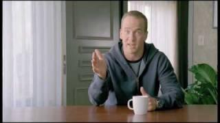 """Peyton Manning - MasterCard """"Suite Talks"""""""