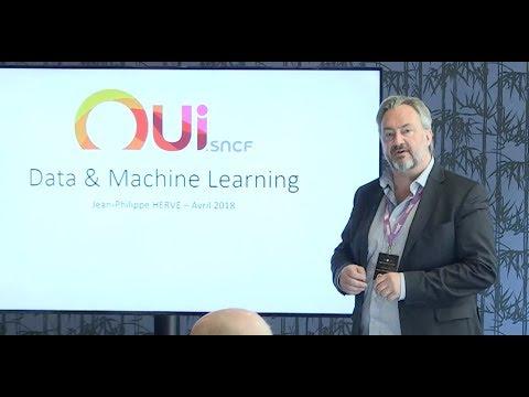 TEch4Exec - OUI.sncf propose des voyages moins chers grâce au Big Data et au Machine Learning