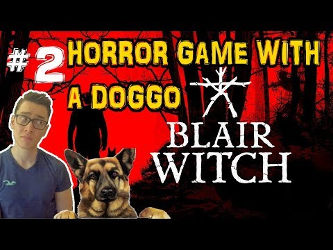HORROR - The Blair Witch Project - SO BORING THO - Part 2