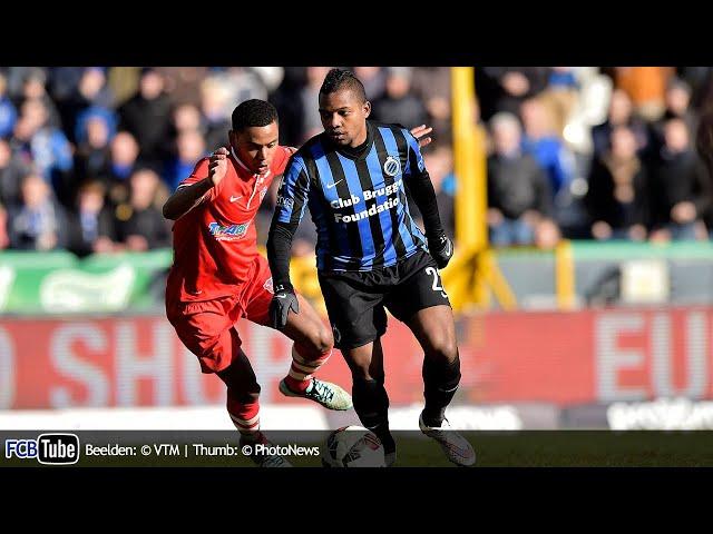 2014-2015 - Jupiler Pro League - 28. Club Brugge - Moeskroen-Péruwelz 3-0