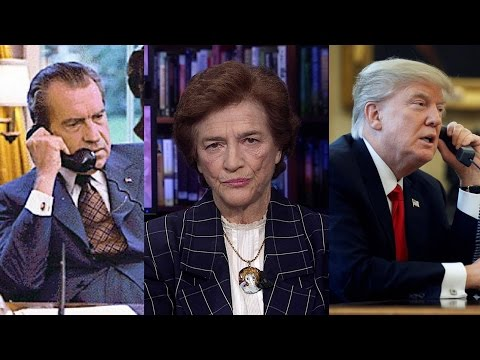 Donald Trump is Deep into Watergate Territory Now: Former Congresswoman Who Probed Nixon Speaks Out