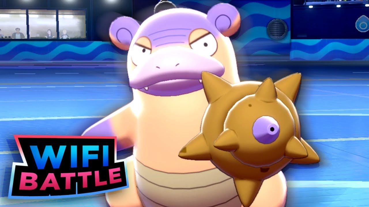 Schnellschuss, rette uns! - Pokémon Schwert & Schild - WiFi Battle - [34]