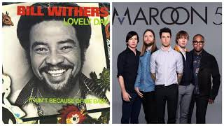 Bill Withers vs Maroon 5 - Lovely Day/This Love mashup