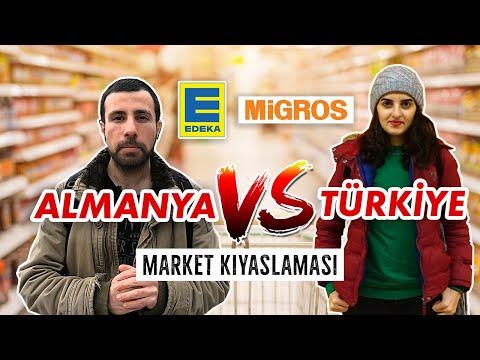 Marketleri Kıyasladık: Almanya