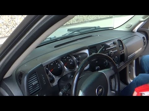 Coverlay ® Dash Cover And Vent Cover Installation For 07-13 Chevy/GMC Trucks&SUVs. 18-205 & 18-205V