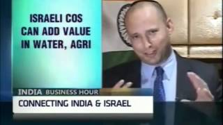 India and Israel: Friends