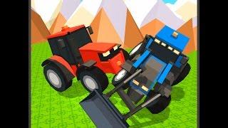 Toy Tractor Battle Final Wars