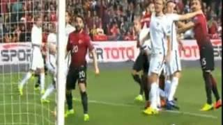 Türkiye 2 – 0 Finlandiya Geniş Maç Özeti