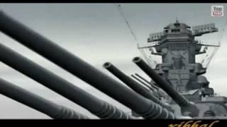 Acorazado Yamato de la Armada imperial Japonesa, Segunda Guerra Mundial.