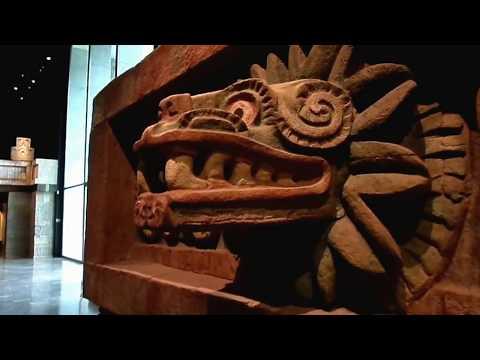 Sala Teotihuacana del Museo Nacional de Antropología