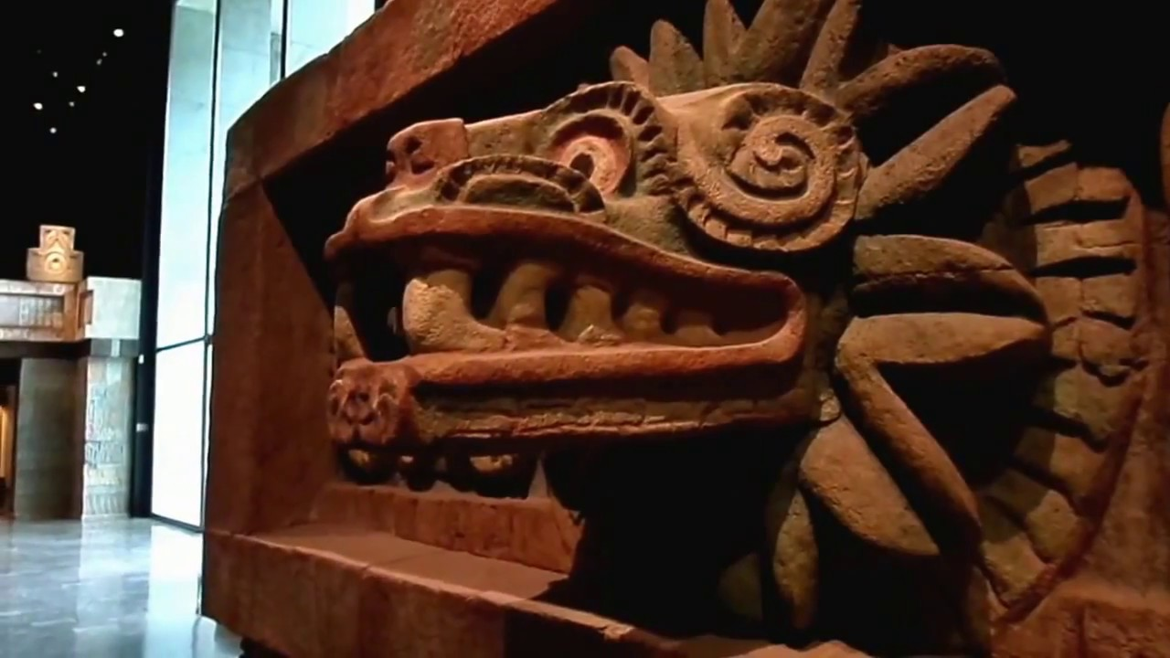 Sala Teotihuacana Del Museo Nacional De Antropolog 237 A Youtube