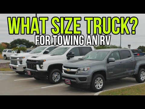 1/2 ton, 3/4 ton, and 1 Ton Trucks! Know the Towing and Payload Differences!