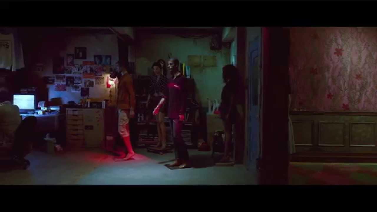 《樓下的房客》 超前導預告 震撼篇 (九把刀原著改編) (導演:崔震東) - YouTube