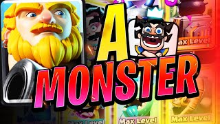 We have a problem, Royal Giant is out of control | Clash Royale