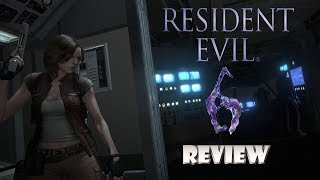 Resident Evil 6 (Switch) Review (Video Game Video Review)