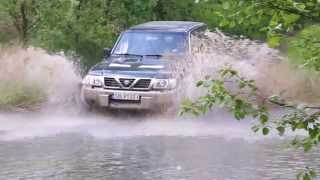 Extrem4x4 Nissan Patrol swap BMW 3.0d 287HP, 3.5d biturbo 403HP