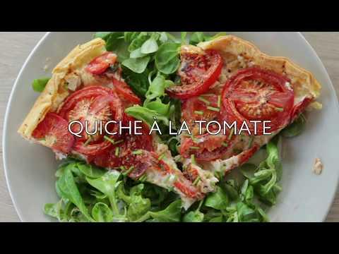 recette-quiche-à-la-tomate-légère