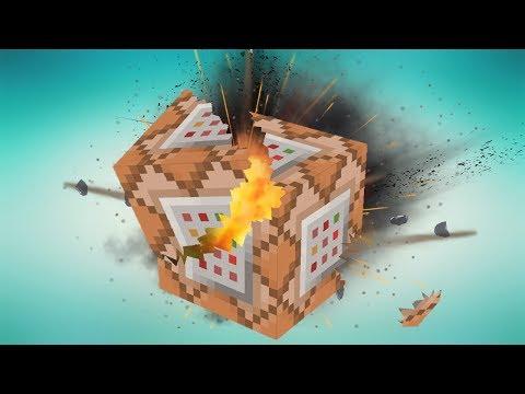 Minecraft command block nélkül (function parancs)