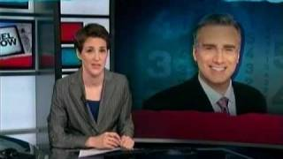 Rachel Maddow Comments On Keith Olbermann Leaving MSNBC
