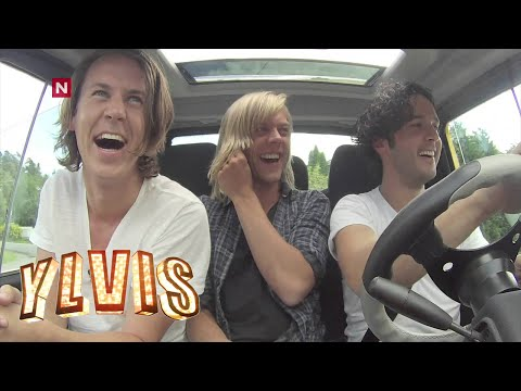 Ylvis - Elbil med toghorn (English subtitles)