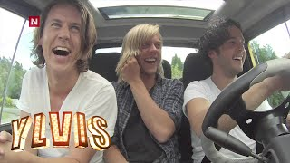 Ylvis - Elbil med toghorn (English subtitles) thumbnail