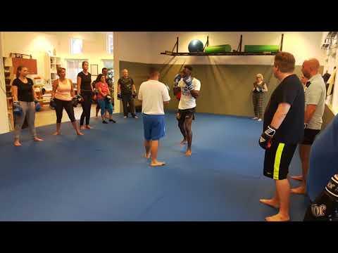 Bokstrainingen in Almere (Warrior Academy)