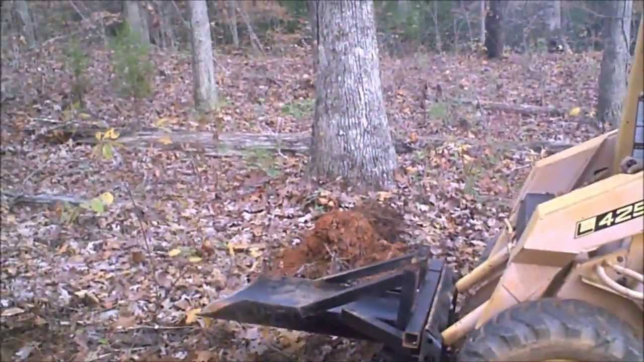 How To Make a Skid Steer attachment