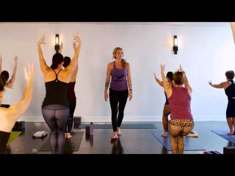 75 Minute Town Mix Yoga with Paula Munroe