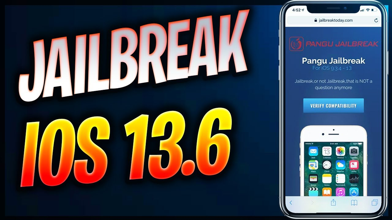 Jailbreak iOS 13.6- How to Jailbreak iOS 13.6 (No Computer) Unc0ver Jailbreak 13.6 (July 2020)