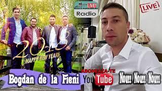 BOGDAN DE  LA FIENI - MUZICA DE PETRECERE NOUA LIVE 2018 HORE SI SARBE
