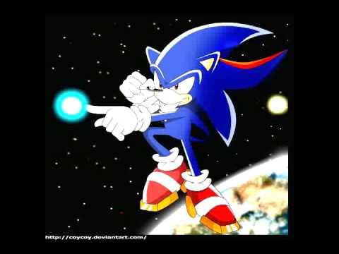 Shadic The Hedgehog -Theme Song - YouTube