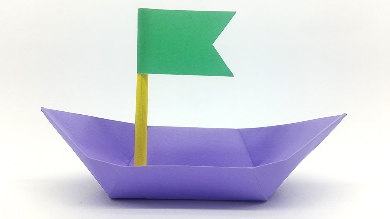 A Simple Paper Boat | 720x1280