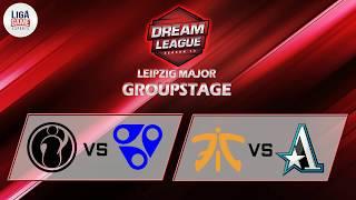 [DOTA 2] Fnatic vs ASTER (BO3) - Dreamleague S13: The Leipzig Major