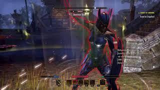 The Elder Scrolls Online: war arena daggerfall part 1