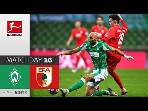 SV Werder Bremen - FC Augsburg | 2-0 | Highlights | Matchday 16 – Bundesliga 2020/21