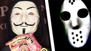 PROJECT ZORGO VS GAME MASTER! Chad Wild Clay & Vy Qwaint NINJA BATTLE! - Unmasking Project Zorgo