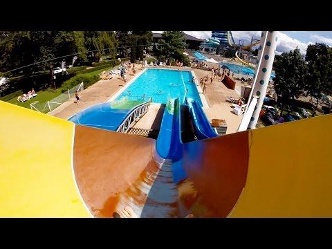 Terme 3000 - Mini Freefall | Vodni drči speed